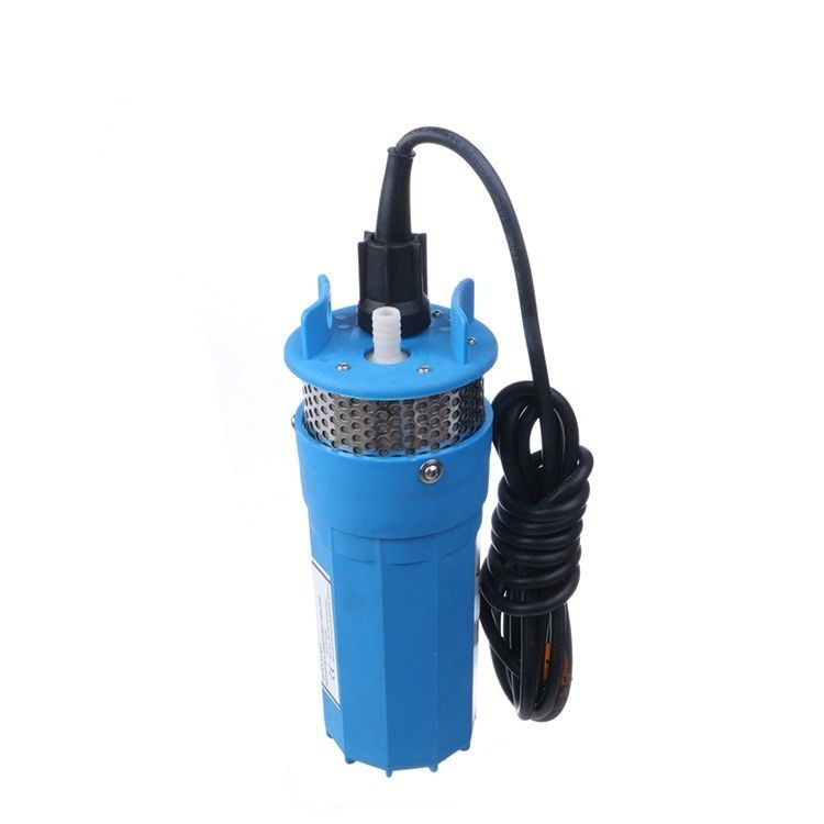 Submersible High Pressure Water Pump , DC Submersible Well Pump 6 LPM Max Flow