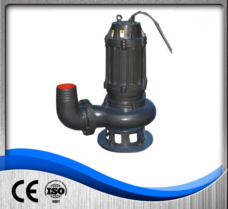 Lift Irrigation Submersible Dirty Water Pump , Automatic Sewage Pump IP68